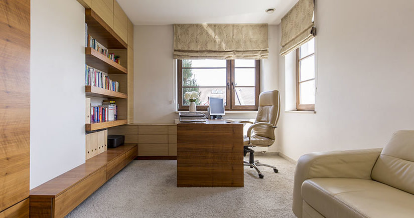 Create An Expensive-Looking Home Office While On A Budget