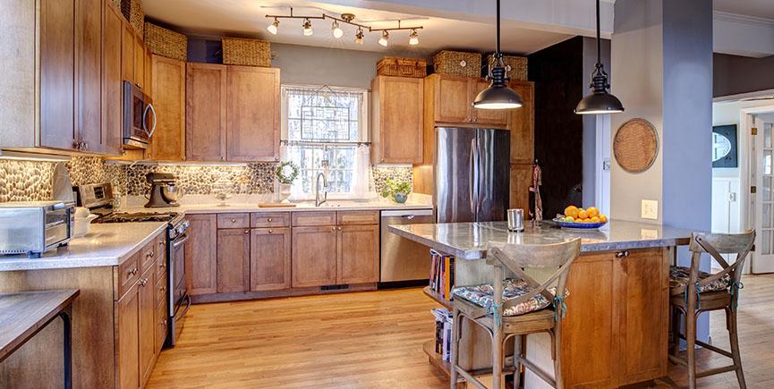 Beautiful kitchen remodel