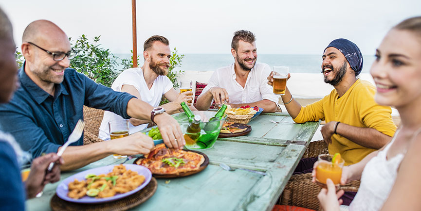 Allergy-Free Party Food and Drinks You Can Enjoy